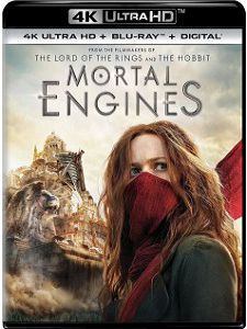[美] 移動城市:致命引擎 (Mortal Engines) (2018)