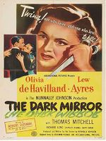 [美] 陰陽鏡 (The Dark Mirror) (1946)