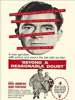 [美] 高度懷疑 (Beyond A Reasonable Doubt) (1956)