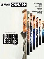 [法] 傳奇辦公室 第五季 (Le Bureau des legendes Season 5) (2020)