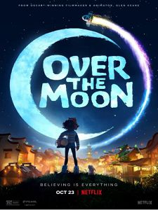[美] 飛奔去月球 (Over the Moon) (2020)