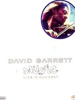 大衛.葛瑞特2012音樂會 (David Garrett Music live in Concert)