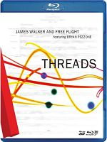[美] 詹姆斯霍克與FREE FLIGHT爵士樂團3D版 (JAMES WALKER AND FREE FLIGHT THREADS) (2012) (3D+2D)