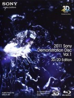 Sony 2011 Demonstration Disc Vol. 1 藍光測試碟 <2d + 快門3d>