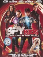 [英] 小鬼大間諜 4 (Spy Kids 4 - All the Time in the World) (2011) <快閃3D>