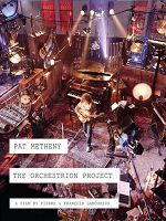 [美] 派特麥席尼:樂團自動化專輯3D版 (PAT METHENY THE ORCHESTRION PROJECT 3D) (2012) (3D+2D)