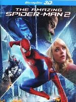 [美] 蜘蛛人驚奇再起2:電光之戰 (THE AMAZING SPIDER MAN:WITH GREAT POWER)(2014) (2D+3D) (港版)