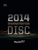 AURO 3D 2014 Demonstration Disc 藍光測試碟