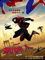 [美] 蜘蛛人:新宇宙 (Spider-Man: Into the Spider-Verse) (2018)  (2D+3D) (台版)