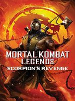 [美] 真人快打:魔蠍的復仇 (Mortal Kombat Legends: Scorpions Revenge) (2020)