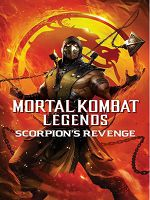[美] 真人快打:魔蠍的復仇 (Mortal Kombat Legends:Scorpions Revenge) (2020)